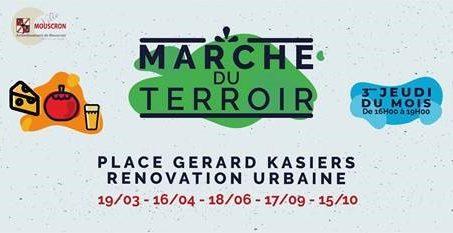 15 octobre 2020 – Marché du Terroir