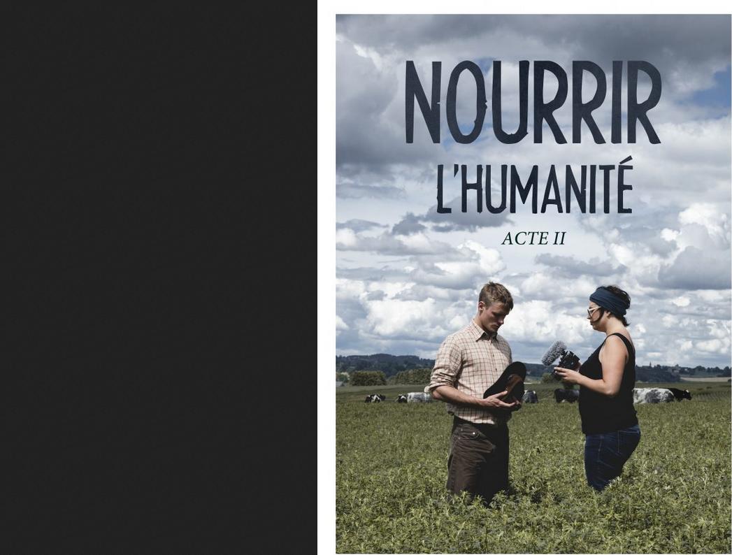 Dimanche 12 septembre, 16 heures – Spectacle «Nourrir l'humanité – Acte II » – Première à Mouscron #JFO2021